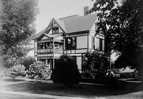 History Of The Allen House